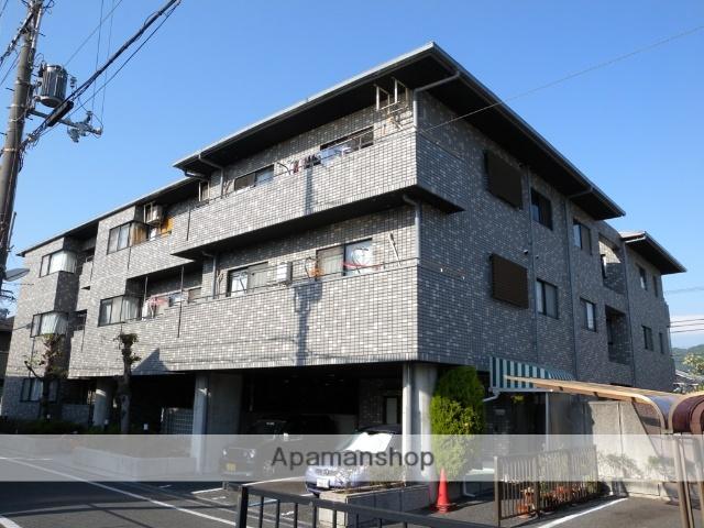 大阪府八尾市、河内山本駅徒歩8分の築26年 4階建の賃貸マンション