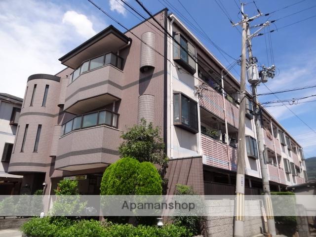 大阪府八尾市、志紀駅徒歩23分の築22年 3階建の賃貸マンション