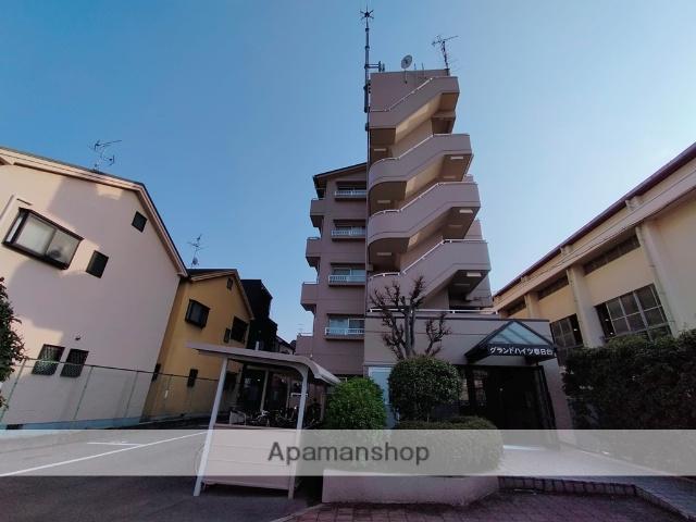 大阪府八尾市、高安駅徒歩16分の築27年 5階建の賃貸マンション