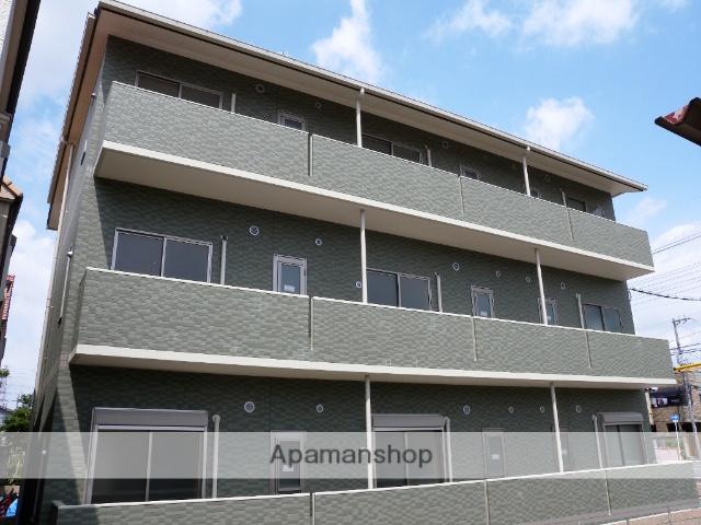 大阪府八尾市、志紀駅徒歩20分の築5年 3階建の賃貸マンション