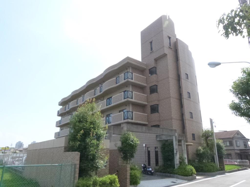 大阪府東大阪市、住道駅徒歩26分の築21年 5階建の賃貸マンション