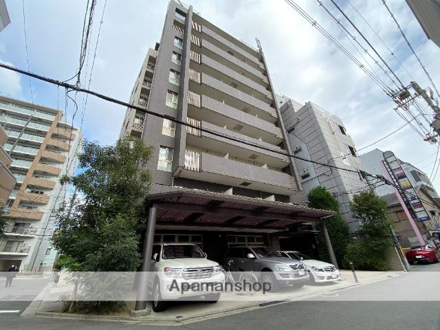 大阪府東大阪市、布施駅徒歩6分の築7年 10階建の賃貸マンション