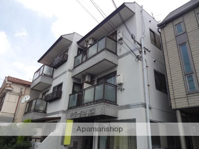 大阪府八尾市、弥刀駅徒歩6分の築24年 3階建の賃貸マンション