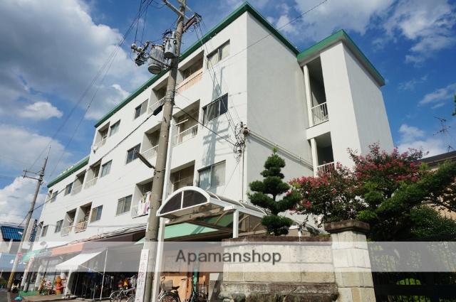 大阪府八尾市、志紀駅徒歩22分の築38年 4階建の賃貸マンション