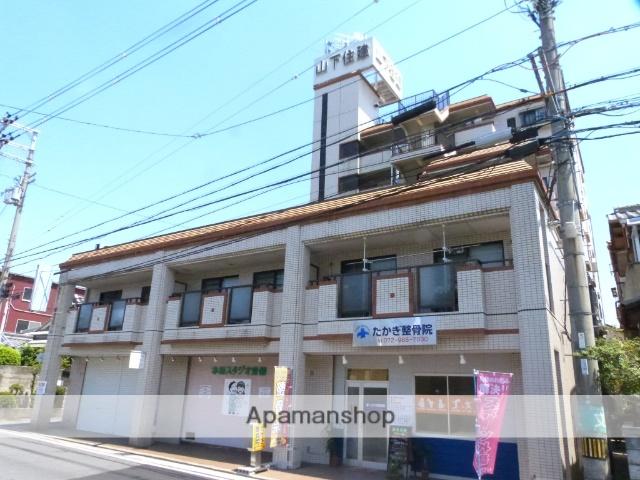 大阪府八尾市、志紀駅徒歩7分の築28年 7階建の賃貸マンション
