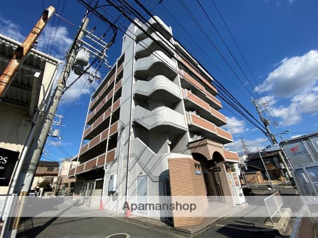 大阪府東大阪市、荒本駅徒歩27分の築18年 6階建の賃貸マンション