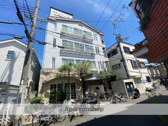 大阪府東大阪市、八戸ノ里駅徒歩23分の築26年 4階建の賃貸マンション