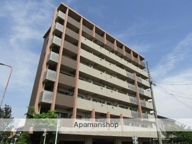 大阪府東大阪市、久宝寺駅徒歩21分の築11年 8階建の賃貸マンション