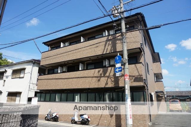 大阪府八尾市、弥刀駅徒歩21分の築13年 3階建の賃貸マンション