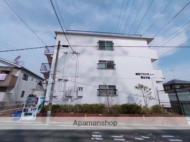 大阪府八尾市、八尾駅徒歩15分の築27年 4階建の賃貸マンション