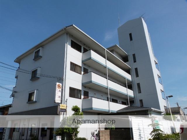 大阪府八尾市、志紀駅徒歩22分の築27年 5階建の賃貸マンション