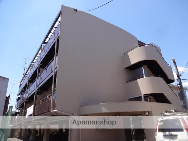 大阪府八尾市、河内山本駅徒歩8分の築21年 4階建の賃貸マンション