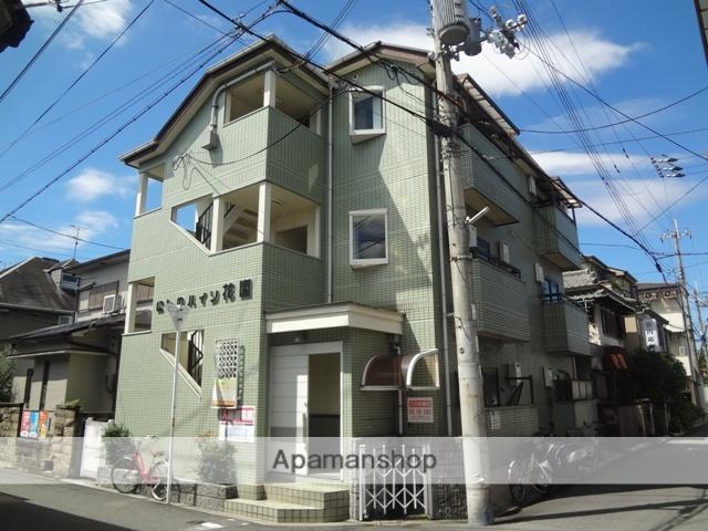 大阪府東大阪市、若江岩田駅徒歩17分の築26年 3階建の賃貸マンション