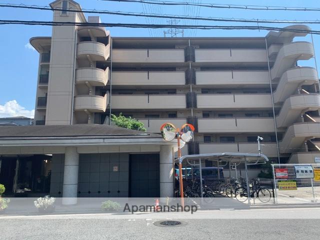 大阪府八尾市、近鉄八尾駅徒歩20分の築22年 6階建の賃貸マンション