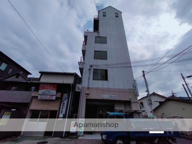 大阪府八尾市、八尾駅徒歩14分の築24年 4階建の賃貸マンション