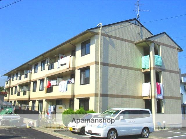 大阪府八尾市、八尾駅徒歩19分の築20年 3階建の賃貸アパート