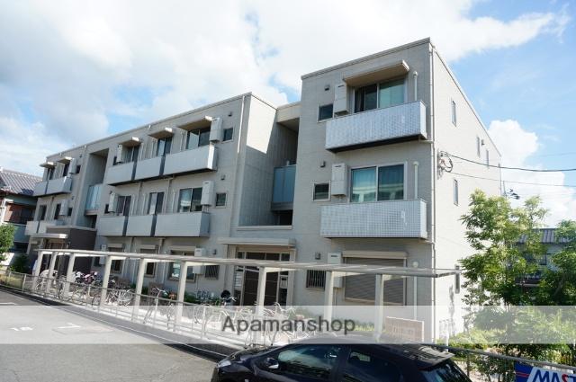 大阪府八尾市、河内山本駅徒歩10分の築4年 3階建の賃貸マンション