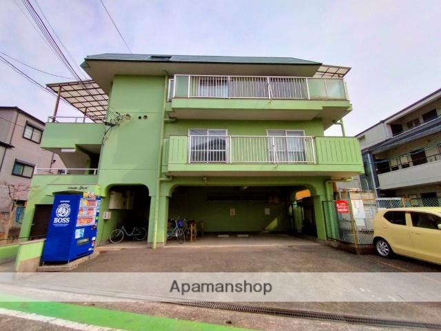 大阪府八尾市、弥刀駅徒歩15分の築31年 3階建の賃貸マンション