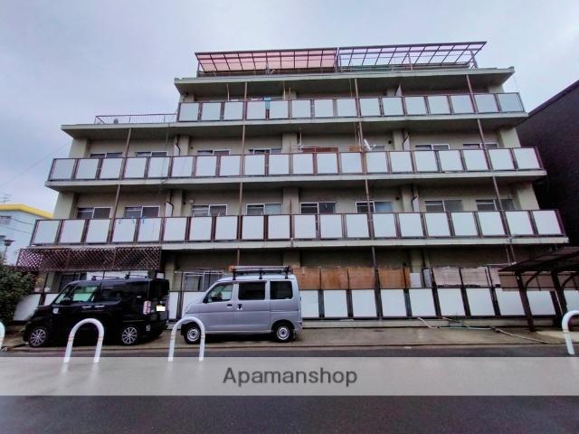 大阪府八尾市、河内山本駅徒歩10分の築44年 5階建の賃貸マンション