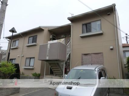 大阪府八尾市、志紀駅徒歩34分の築28年 2階建の賃貸アパート