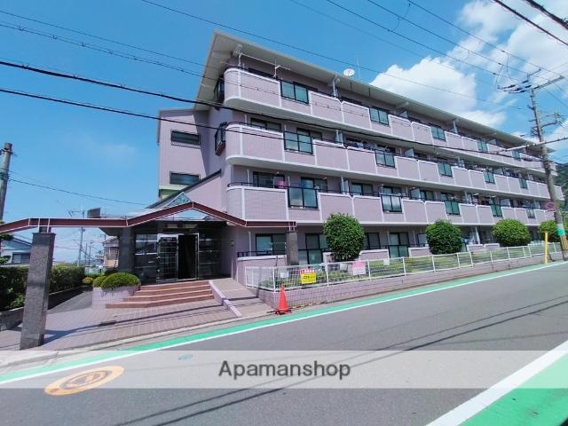 大阪府八尾市、志紀駅徒歩24分の築23年 4階建の賃貸マンション