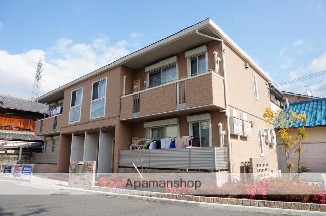 大阪府八尾市、志紀駅徒歩7分の築3年 2階建の賃貸アパート