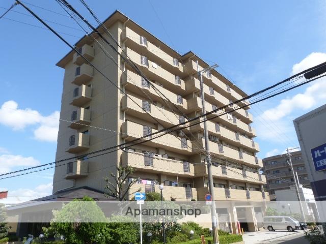 大阪府東大阪市、長田駅徒歩19分の築22年 8階建の賃貸マンション