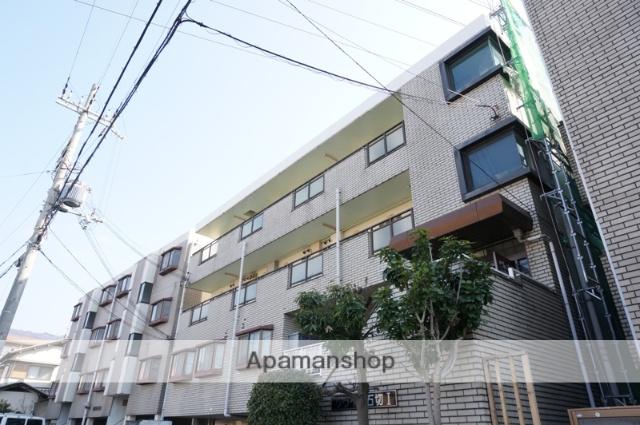 大阪府東大阪市、額田駅徒歩23分の築26年 4階建の賃貸マンション