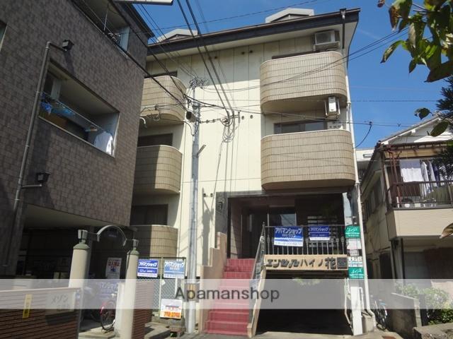 大阪府東大阪市、若江岩田駅徒歩13分の築26年 3階建の賃貸マンション
