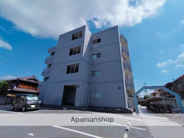 大阪府八尾市、近鉄八尾駅徒歩27分の築26年 5階建の賃貸マンション