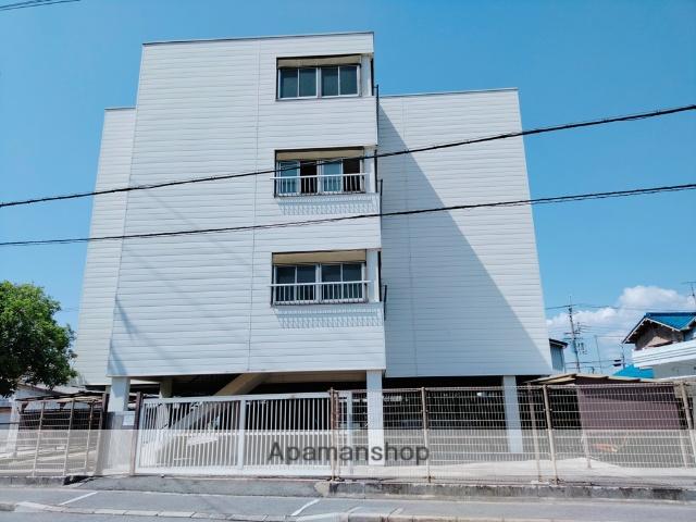 大阪府八尾市、藤井寺駅徒歩30分の築39年 4階建の賃貸マンション
