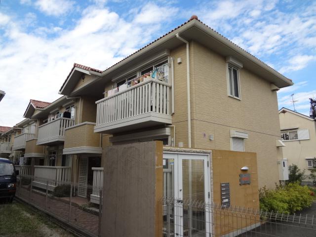 大阪府八尾市、志紀駅徒歩29分の築7年 2階建の賃貸アパート