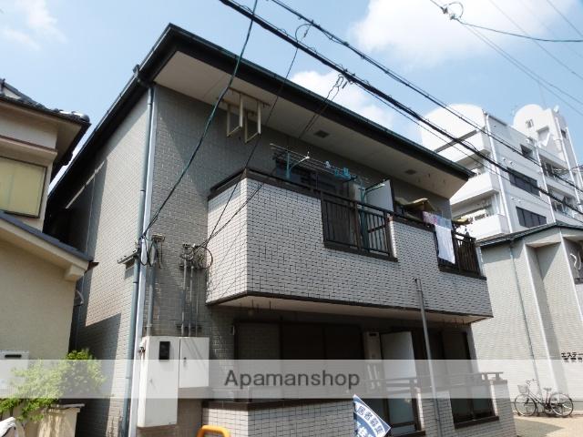 大阪府八尾市、河内山本駅徒歩15分の築23年 2階建の賃貸アパート