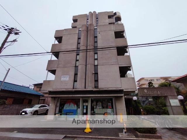 大阪府八尾市、加美駅徒歩17分の築27年 9階建の賃貸マンション