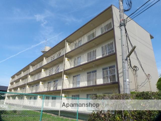 大阪府八尾市、志紀駅徒歩13分の築34年 4階建の賃貸マンション