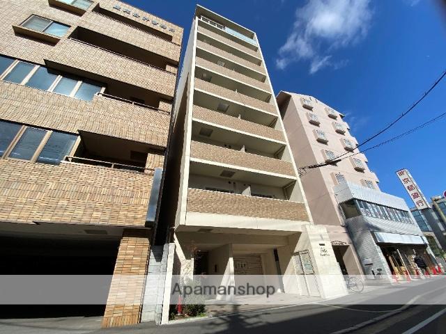 大阪府東大阪市、俊徳道駅徒歩9分の新築 9階建の賃貸マンション