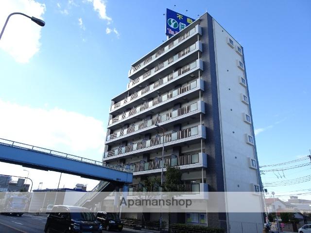 大阪府八尾市、弥刀駅徒歩10分の新築 9階建の賃貸マンション