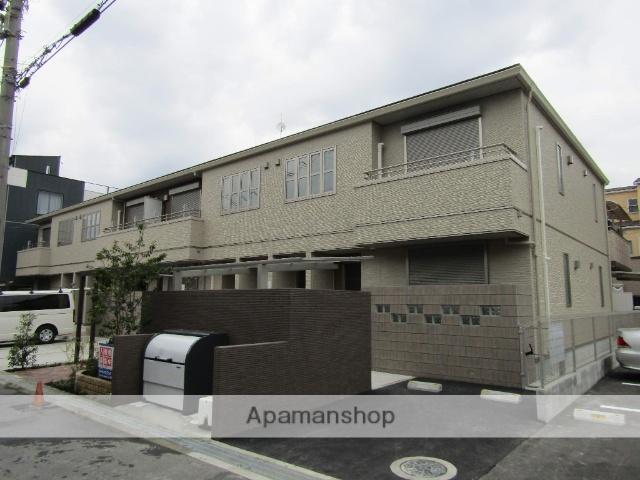 大阪府東大阪市、若江岩田駅徒歩21分の新築 2階建の賃貸アパート