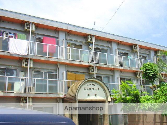 大阪府八尾市、河内山本駅徒歩22分の築26年 3階建の賃貸マンション
