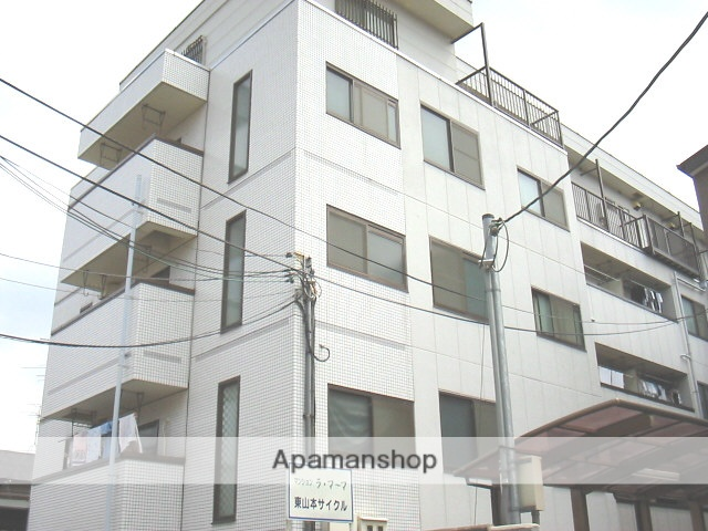 大阪府八尾市、近鉄八尾駅徒歩25分の築26年 4階建の賃貸マンション
