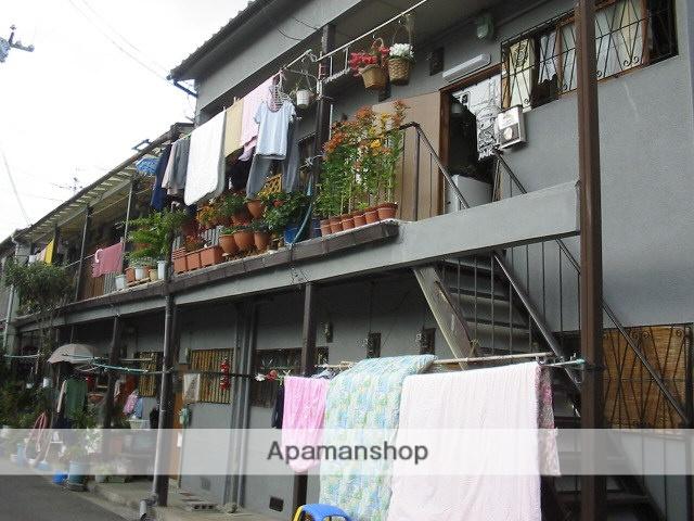 大阪府八尾市、弥刀駅徒歩27分の築47年 2階建の賃貸アパート