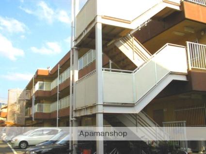 大阪府八尾市、近鉄八尾駅徒歩25分の築21年 3階建の賃貸マンション