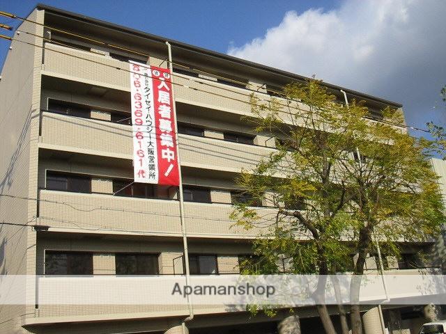 大阪府八尾市、河内山本駅徒歩27分の築12年 5階建の賃貸マンション