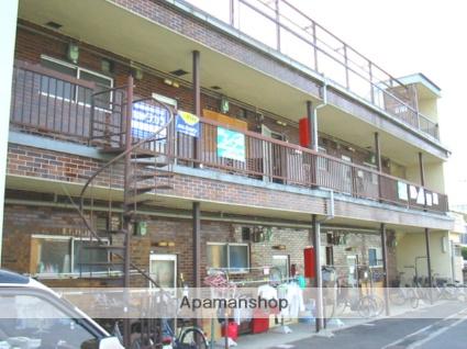 大阪府八尾市、河内山本駅徒歩14分の築44年 2階建の賃貸マンション