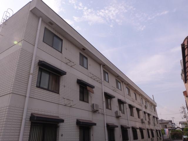 大阪府東大阪市、長田駅徒歩30分の築21年 3階建の賃貸マンション
