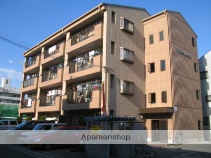 大阪府東大阪市、鴻池新田駅徒歩12分の築21年 4階建の賃貸マンション