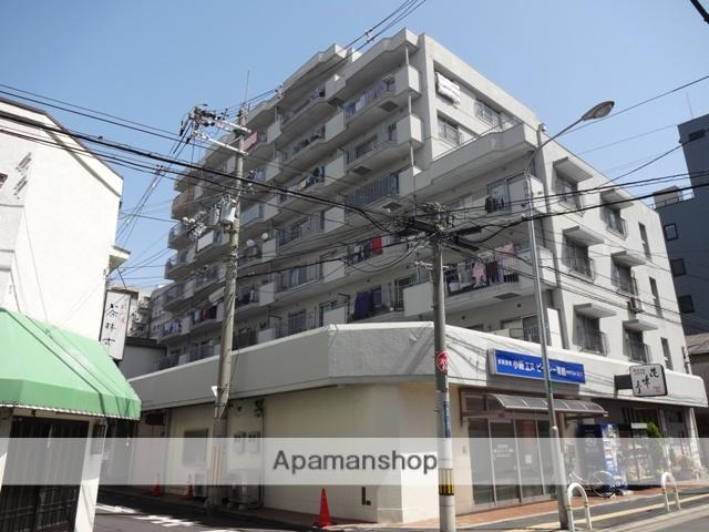 大阪府東大阪市、JR河内永和駅徒歩12分の築39年 8階建の賃貸マンション