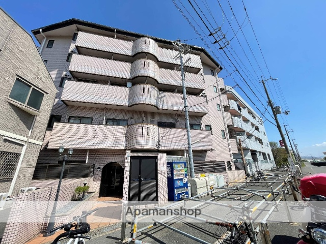 大阪府東大阪市、河内小阪駅徒歩18分の築27年 5階建の賃貸マンション