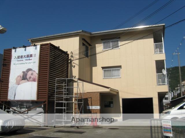 大阪府八尾市、高安駅徒歩11分の築29年 3階建の賃貸マンション