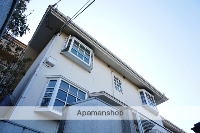 大阪府東大阪市、額田駅徒歩16分の築30年 2階建の賃貸アパート